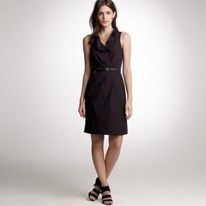 J. Crew Blakely dress in black - perfect LBD